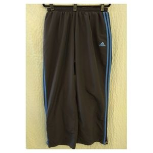 Adidas 3 Stripes Lined Joggers